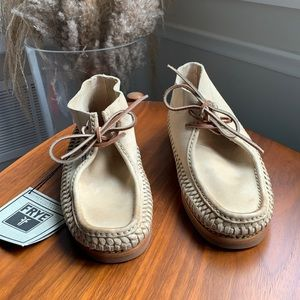Frye Soft Leather Moccasins
